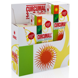 Curcumall – 3 bottles (125ml).