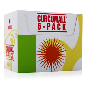Curcumall – 6 bottles (125ml). $26.6 per bottle!