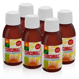 Curcumall – 6 bottles (125ml).