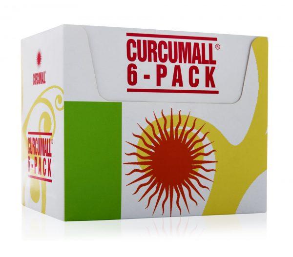 Curcumall 6-Pack