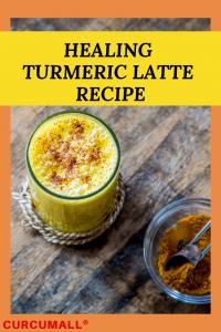 Healing Turmeric Latte Recipe