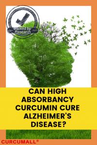 Curcumin and Alzheimer's