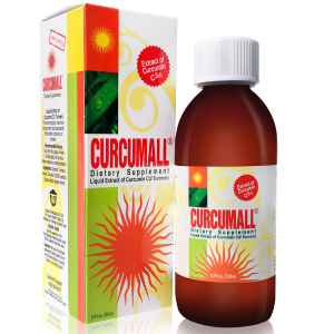 Curcumall- Big bottle (250ml).