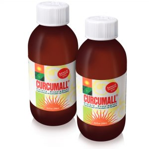Curcumall (250ml) – 2 big bottles. Only $52 per bottle!